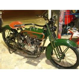 Harley Davinson JD 1200